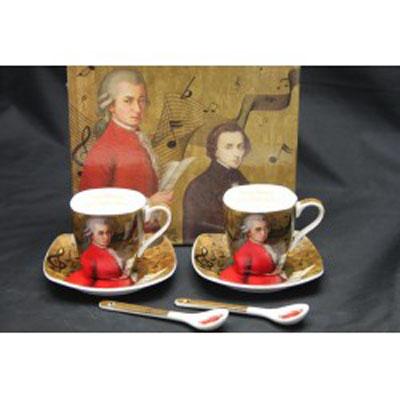 Porcelán - moka 2+2 (Mozart)