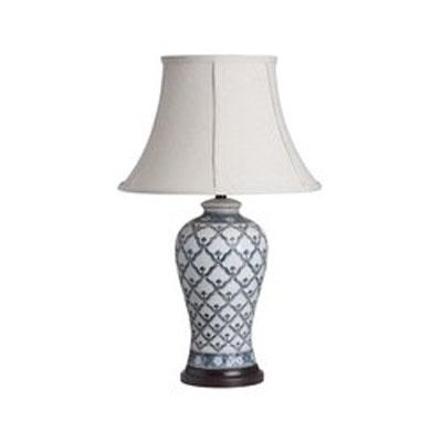 Stolní lampa Beige Patterned/1261