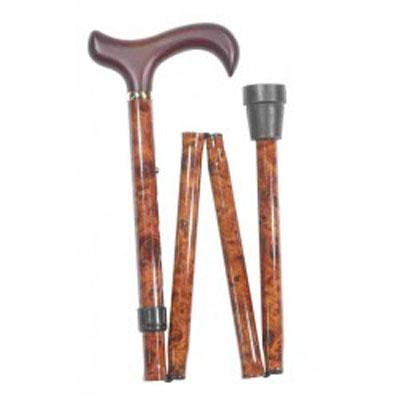 Atraktivní skládací hůl/4618-extra dlouhá