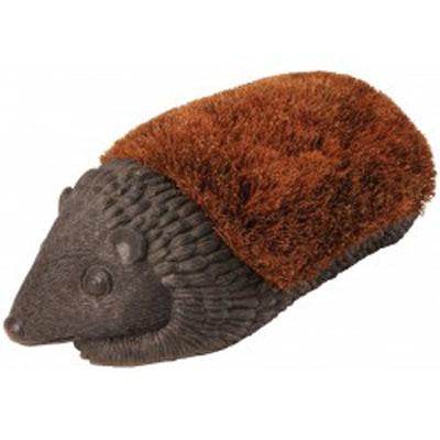 Rohožka ve tvaru ježka