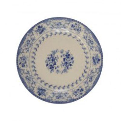 Modrý porcelán dezertní talířek