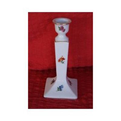 Svícen - porcelán/637