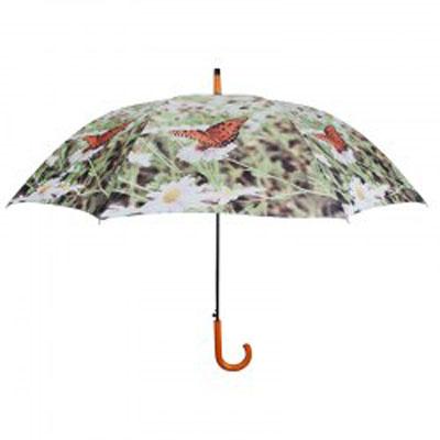 Deštník s přírodními motivy