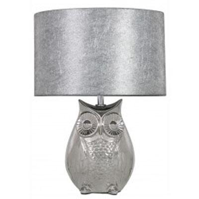 Stolní lampa/CT509-00-OVL-SV - sova