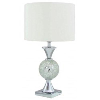 Stolní lampa/B chrom