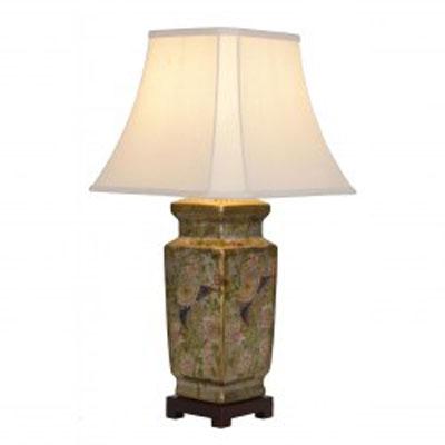 Zajímavá stolní lampa Pillar 2