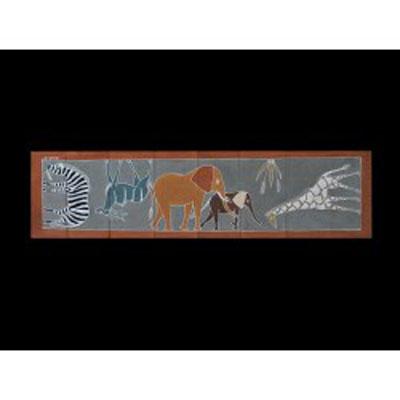 Ubrus / Tradiční - Různá zvířata - Země/625