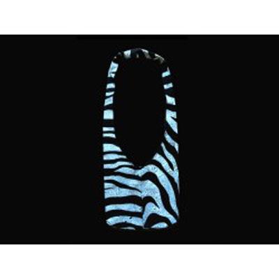 Taška přes rameno - Tribal (vzor zebra)